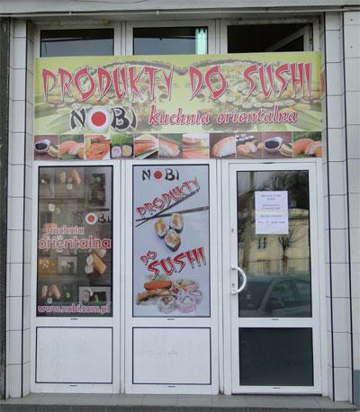 Asdasd Nobi Sklep I Hurtownia Produkty Do Sushi Oraz Kuchni
